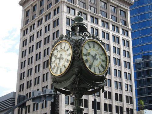 Company Clock